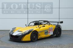 Lotus 2 Eleven GT4 Supersport
