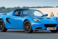 Lotus Elise Club Racer (2013)