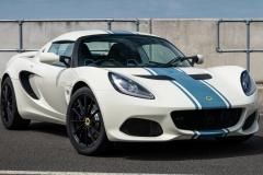 Lotus Elise Sport 220 Heritage Edition